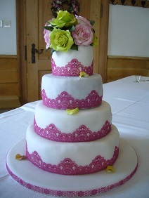 wedding cake stands image