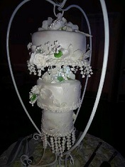 Wedding Cake Stand Try It And See For Yourself What A Stackers Stands Support System Can