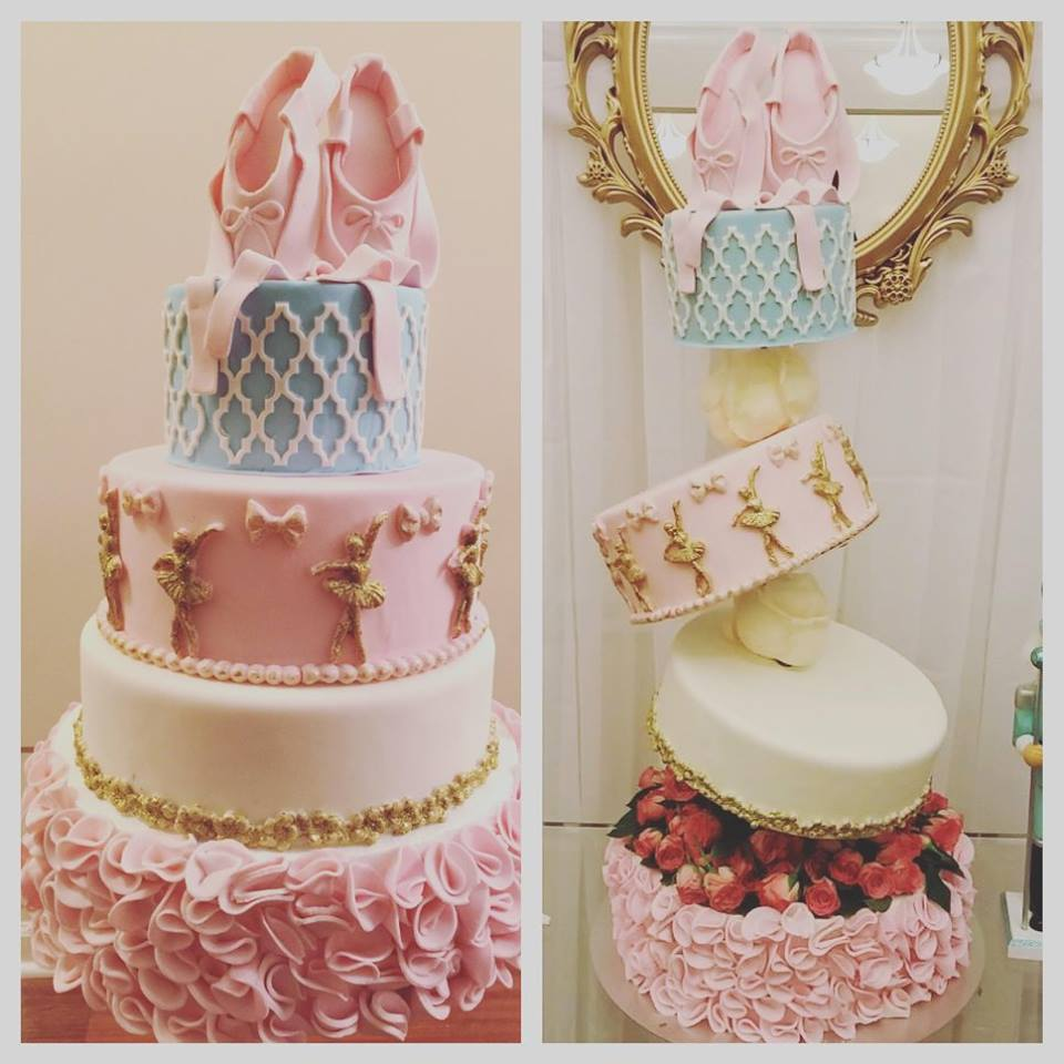 Cascading Wedding Cake Stands Unique By Cake Stackers
